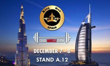 Asistiremos a Dubai Muscle Show